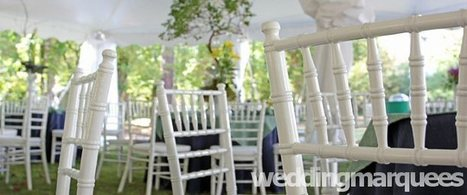 White Bentwood & Cross Back Tiffany Chairs For Hire | Folding Chiavari Chairs Rentals Quote Mornington Peninsula | Event Hire Peninsula | Scoop.it