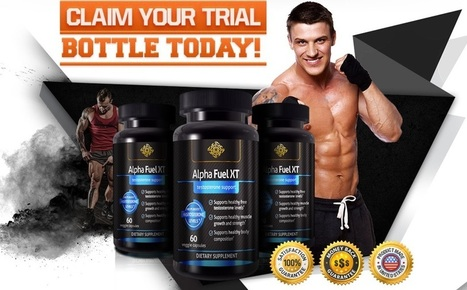Alpha Fuel XT – 100% Risk Free Trial | Leader Energy X | Scoop.it