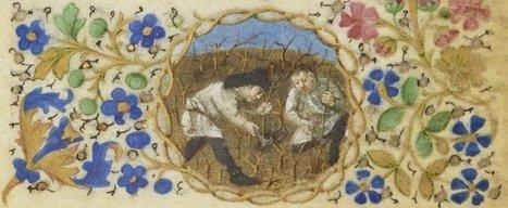 Le livre d'heures de Jeanne de France est en ligne | Intervalles | Scoop.it