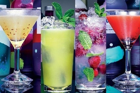 Chiosco Ancora: HAPPY HOUR: ADDIO SPRITZ, SPOPOLANO I COCKTAIL ... - GQ.com | cocktail | Scoop.it