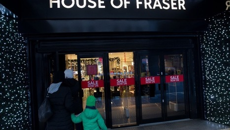 House of Fraser 'in takeover bid from China' | BUSS4 | Scoop.it