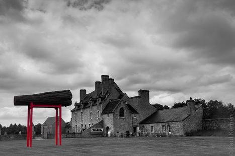 Bretagne - Finistère - Mellac : manoir de Kernault (5 photos) | photo en Bretagne - Finistère | Scoop.it