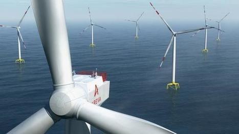 Parc éolien. Feu vert pour les turbines de 8 MW en baie de Saint-Brieuc | Eolien-Energies-marines | Scoop.it