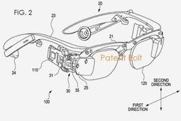 Sony travaille à des variations ou concurrentes des Google glass   QRdressCode   Scoop.it