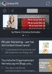 Content Curation als Teil der Content-Strategie in der Online-Kommunikation | Mediaclub | Scoop.it