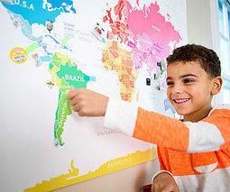 Learning Activity: Label Mapping   Geography for All!   Scoop.it