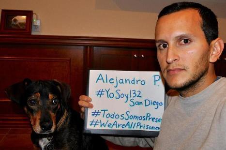 #TodosSomosPresos / #WeAreAllPrisoners   Facebook   Yo soy 132 #TodosSomosPresos   Scoop.it
