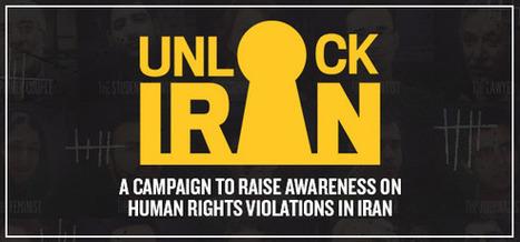 Unlock Iran - Free Prisoners of Rights IHRDC | SocialAction2014 | Scoop.it