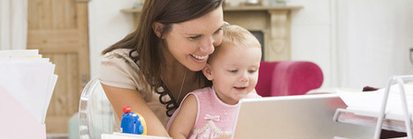 How Work-at-Home-Moms Can Build a Successful Online Business | DIY WordPress | Scoop.it