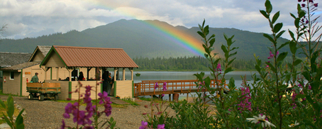 Bristol Bay Lodge - At home in the wilderness. | Alaska's Bristol Bay | Scoop.it