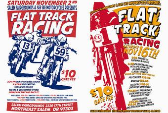 See See Flat Track Racing | California Flat Track Association (CFTA) | Scoop.it