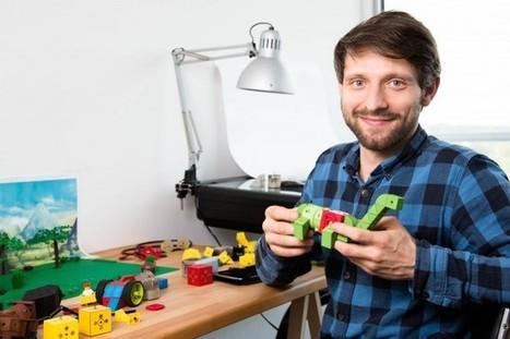 Tinkerbots: Roboter für kleine und große Kinder | Programming with Kids | Scoop.it