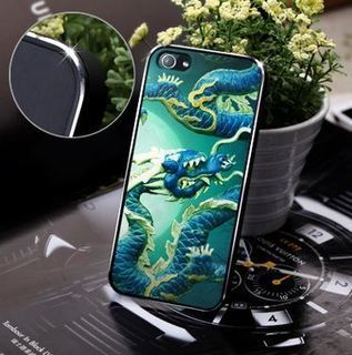 Blue Dragon totem iPhone5 case | Apple iPhone and iPad news | Scoop.it