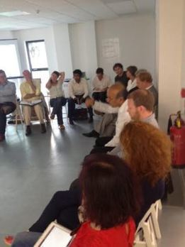 What happens when you bring a conference mindset to an unconference?   Forum Ouvert   Scoop.it