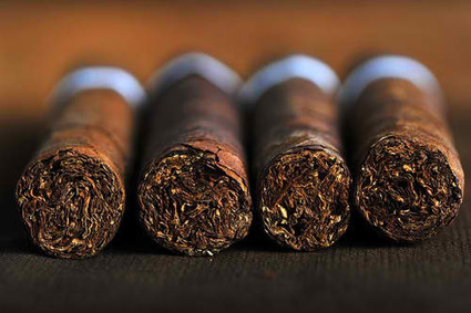Cigar Sizes: Selecting a cigar ring gauge and length | Cigars | Scoop.it