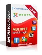 Multiple Social Login | Joomla! Extensions | Scoop.it