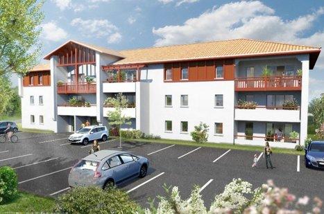 Nouveau programme immobilier neuf EIHERRA à Hendaye - 64700 | L'immobilier neuf Côte Basque | Scoop.it