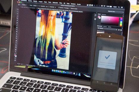 Cuatro aplicaciones para hacer montajes fotográficos   RINTE   Scoop.it