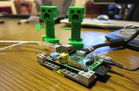 Minecraft: Pi Edition headed to Raspberry Pi | Joystiq | Raspberry Pi | Scoop.it