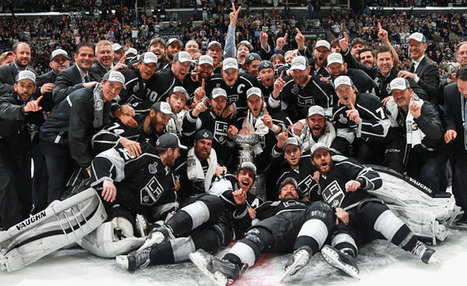 Five reasons why the Los Angekes Kings won the Stanley Cup | Sports, Management, Marketing | Scoop.it