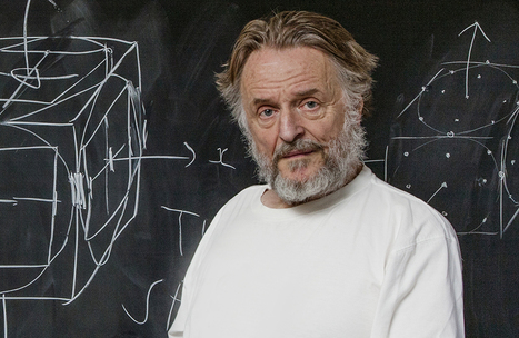 A Life in Games: The Playful Genius of John Conway | Amazing Science | Scoop.it
