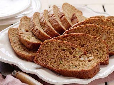 Best 5 Zucchini Bread Recipes | Shrewd Foods | Scoop.it