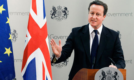 David Cameron in EU budget freeze pact with France and Germany  | Politics | guardian.co.uk | Europe | Scoop.it
