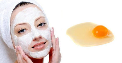 Benefits of Egg White Face Mask to Remove Wrinkles and Get Glowing Skin   My Skincare Mantra   Home Remedies   Scoop.it