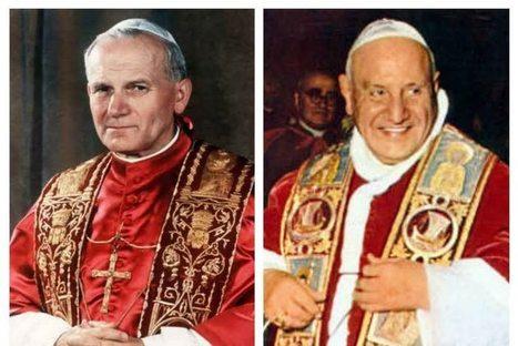 Canonisation, j-3 : la fièvre monte dans la Ville éternelle - Aleteia | Canonisation de Bx Jean-Paul II et Bx Jean XXIII | Scoop.it