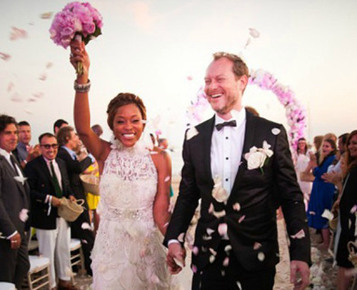 Rapper Eve Ties The Knot With Longtime Beau Millionaire | Mixed American Life | Scoop.it