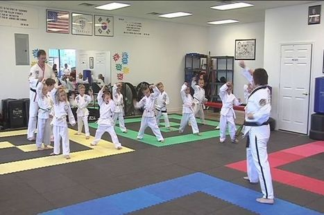 Local martial arts school kicks autism with karate - KAIT | Karate : A mix of tradition and modernity | Scoop.it