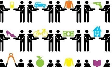 Consommation collaborative : les meilleurs sites de partage | infographie | Scoop.it