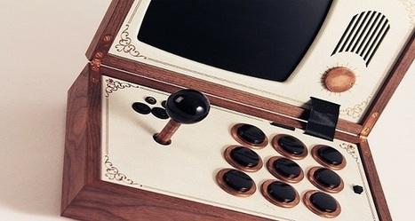 R-Kaid-R : Une console steampunk faite main - S2Pmag | Choose Steampunk | Scoop.it