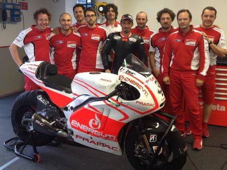 Max Biaggi via Twitter: Thanks Guys and Pramac Ducati | Ductalk Ducati News | Scoop.it