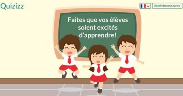 Quizizz. Créer des jeux de quiz en ligne – Les Outils Tice | TIC et TICE mais... en français | Scoop.it