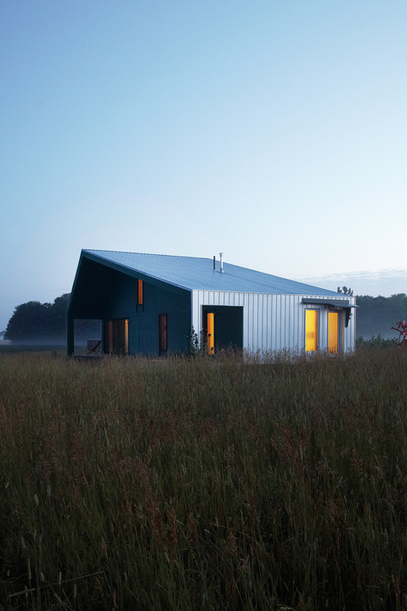 Rural Sustainability: Off the Grid Home in Ontario | sustainable architecture | Scoop.it