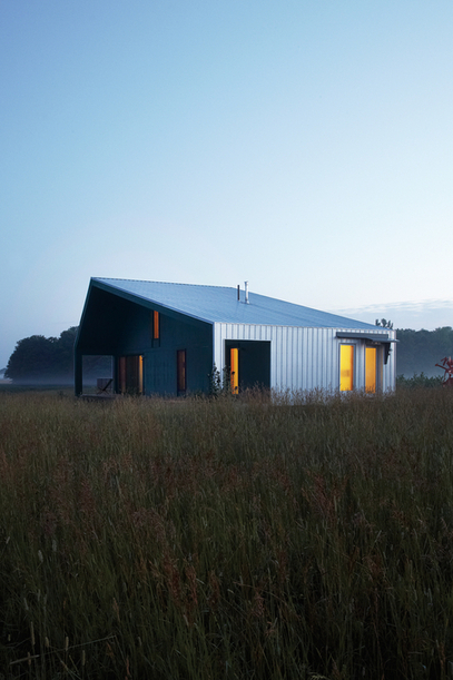 Rural Sustainability: Off the Grid Home in Ontario | scatol8® | Scoop.it