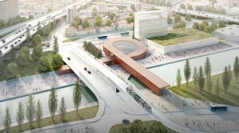 Grand Paris Express : 7 équipes d'architectes choisies pour les gares de la ligne 15 Est - Le Moniteur   Génie civil   Scoop.it
