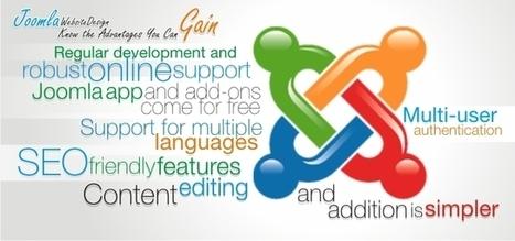 Joomla Web Solutions India: Develop Your Website from Scratch | Joomla Web Services | Scoop.it