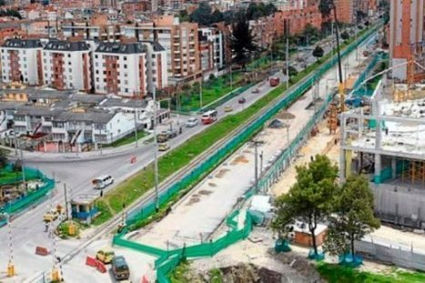 Obras de la calle 153 en Bogotá están suspendidas   POR BOGOTA   Scoop.it