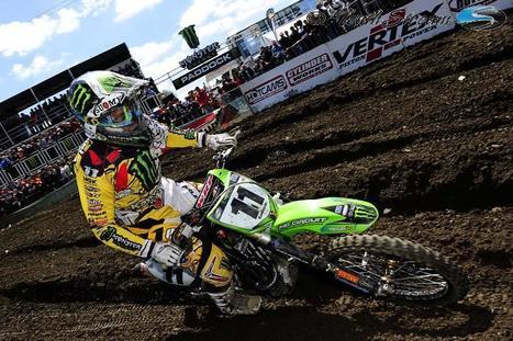 #11 Sébastien Pourcel, Team CP377 Monster Energy Kawasaki Pro Circuit | FMSCT-Live.com | Scoop.it