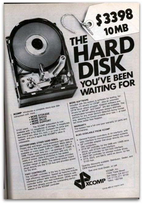 30 Old PC Ads That Will Blow Your Processor | Temporary holding topic | Scoop.it