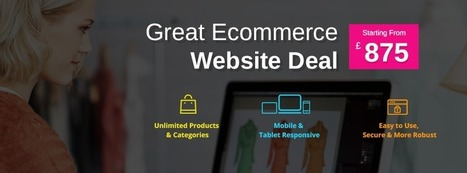Quick Innovations Brings Ecommerce web design at affordable prices | Quick Web Designing | Scoop.it