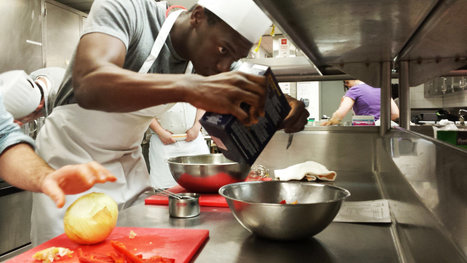A Dose Of Culinary Medicine Sends Med Students To The Kitchen | Food issues | Scoop.it