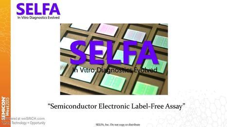 The SELFA Nano Bio-sensor Principle | wesrch | Scoop.it