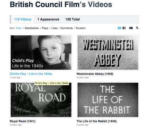 British Council Film | Video for Learning | Scoop.it