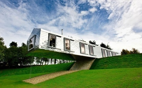 Something special: Suffolk's unhinged holiday home - Telegraph.co.uk   Architecture and Architectural Jobs   Scoop.it