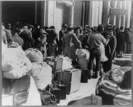 primary source :#3Japanese leaving | Japanese interment | Scoop.it
