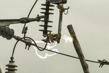 Twitter / CantelloPaul: Electrifying power line safety ... | #LineMan,#PowerLineMan | Scoop.it