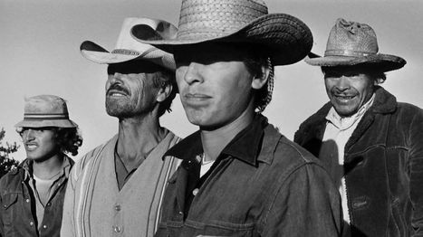 The photojournalist who became an 'outlaw' - BBC News | Visual Culture and Communication | Scoop.it